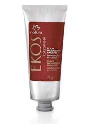 Ekos - Pulpa Hidratante para Pies Castaña 75 g