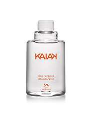 Kaiak Clásico - Desodorante corporal en spray femenino Repuesto 100 ml