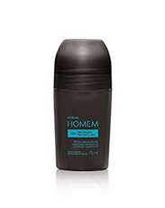 Homem - Desodorante antitranspirante roll-on Clásico 75 ml