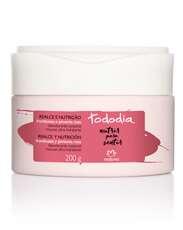 Tododia Mousse ultra hidratante Frambuesa y Pimienta Rosa 200 g