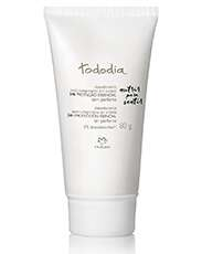 Tododia Desodorante Antitranspirante en crema sin perfume 80 g